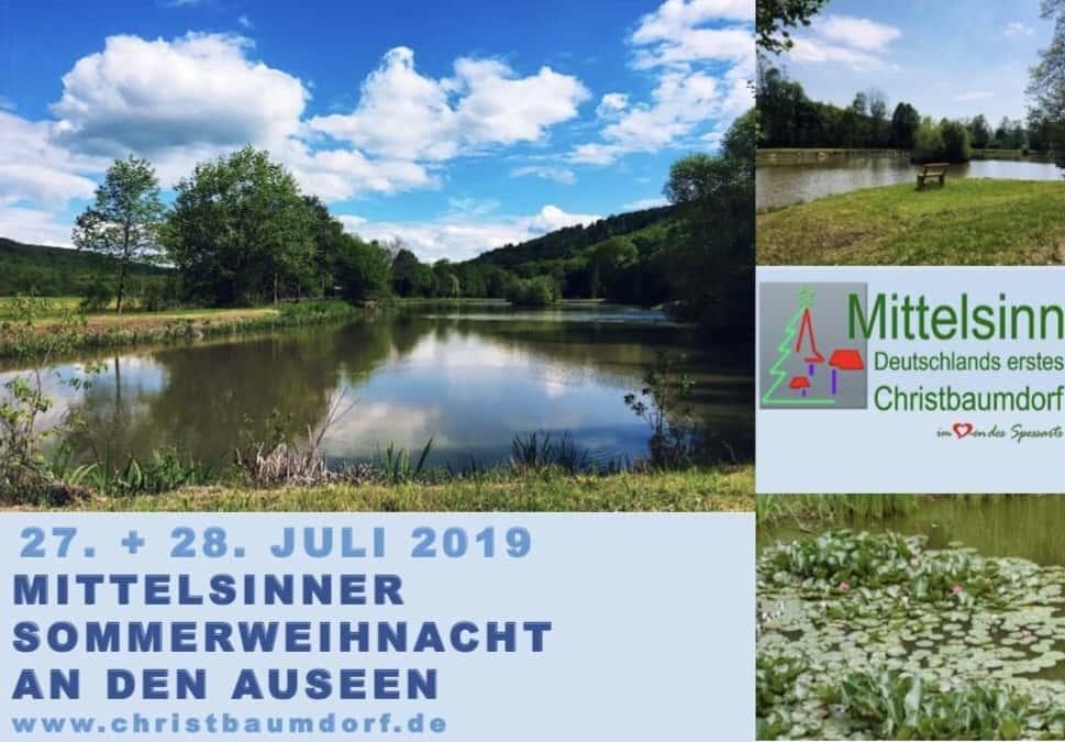 Sommerweihnacht in Mittelsinn 27.-28.7.2019